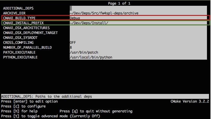 Installation for Linux — fw4spl-doc 13 0 documentation